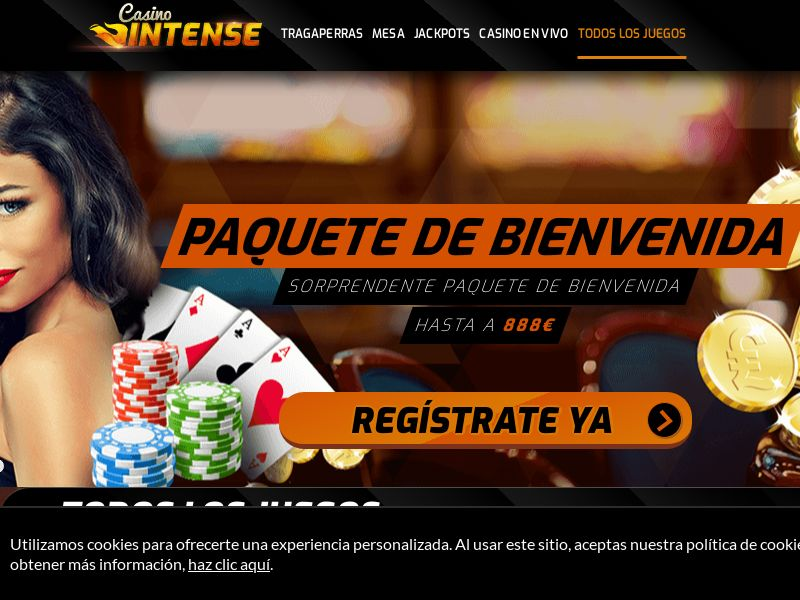 Casino Intense (ES) (CPS) (Personal Approval)