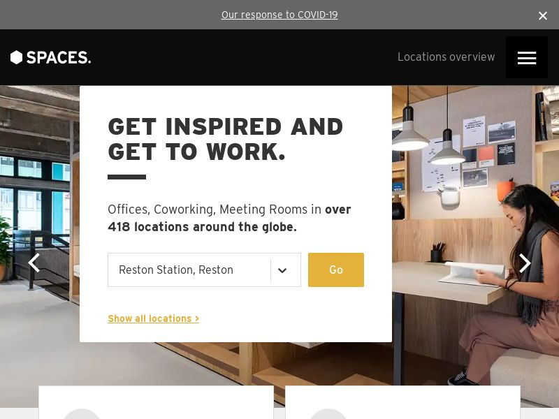 Spaces - UK - CPA - DIRECT