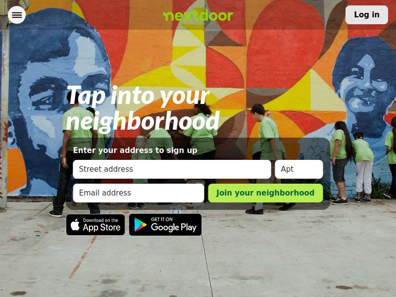 Nextdoor New Neighbours_US, UK, AU, CA, NL