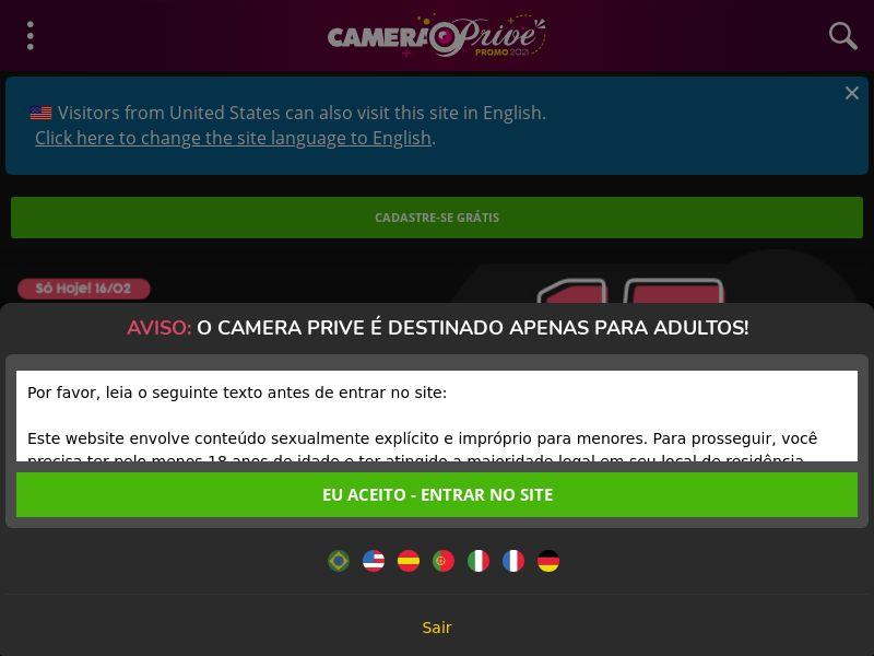 CameraPrive transex PPL (PT)