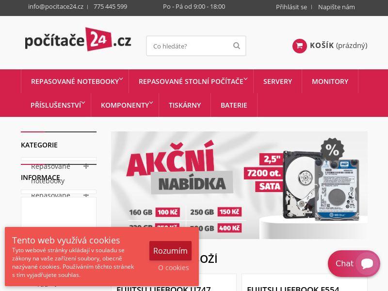 Pocítace24.cz (CZ), [CPS]