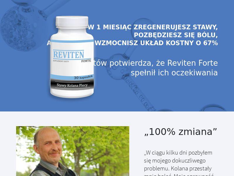 Reviten Forte - PL (PL), [COD]