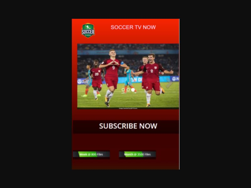 Soccer TV - 1 click - KW - Ooredoo - Sports - Mobile