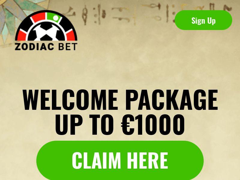 Zodiacbet.com Casino CPA - Germany