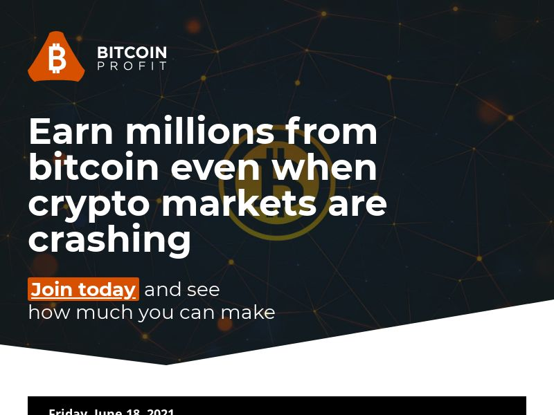 Bitcoin Profit - UK (GB), [CPA]