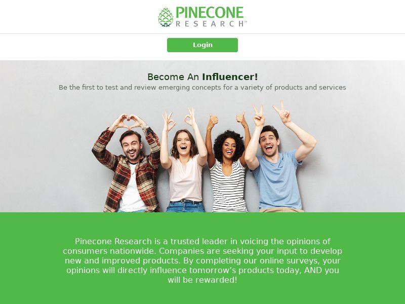 Pinecone Research DOI [US]