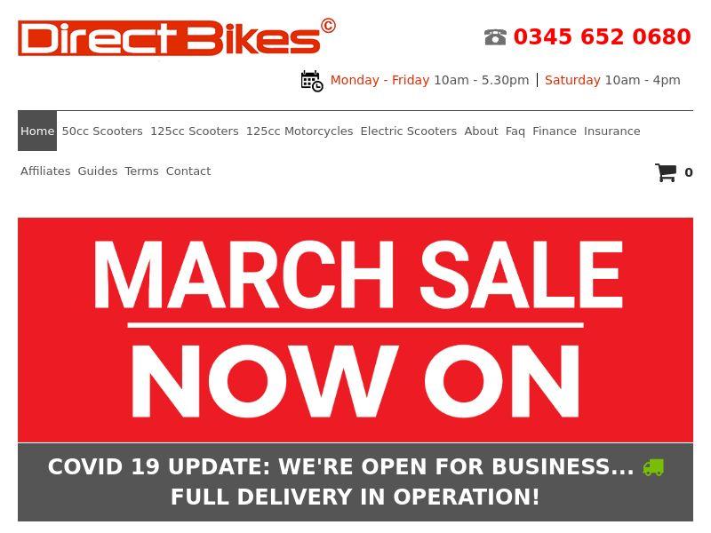 DirectBikes - UK (GB), [CPA], Motoring, Car parts, Car accessories, Sell, moto