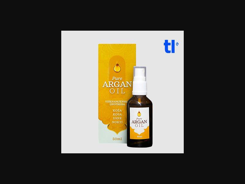 Pure Argan Oil - beauty - CPA - COD - Nutra