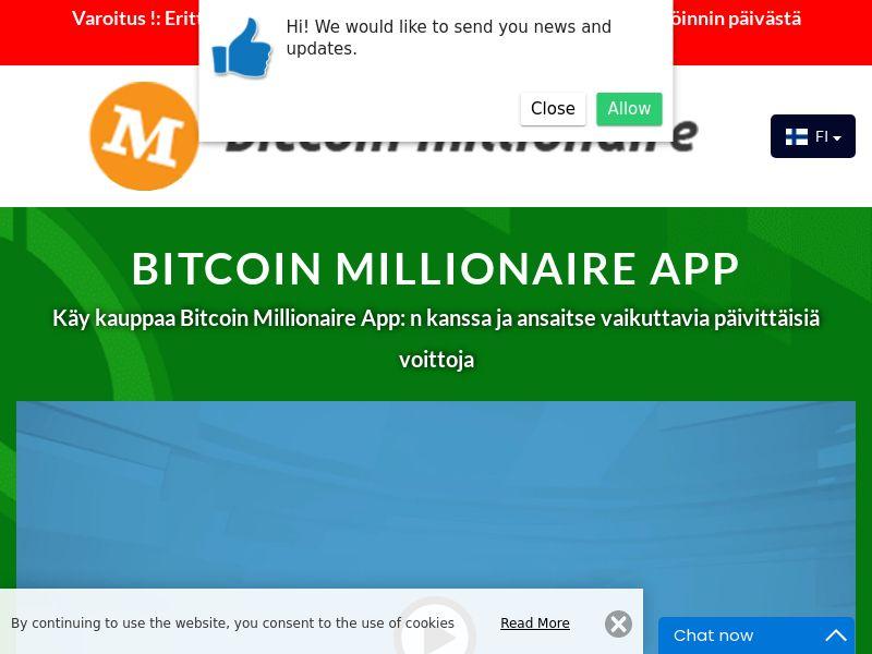 Bitcoin millionaire pro Finnish 1804