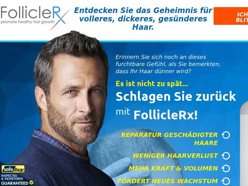 FollicleRx LP01 (German) - Male - Hair