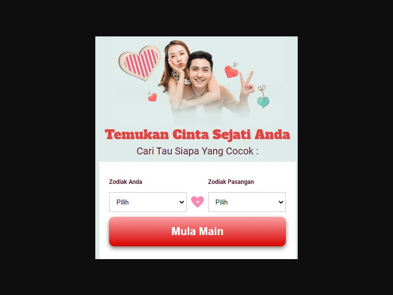 ID - Gold Love Match (SP) [ID] - Click to sms