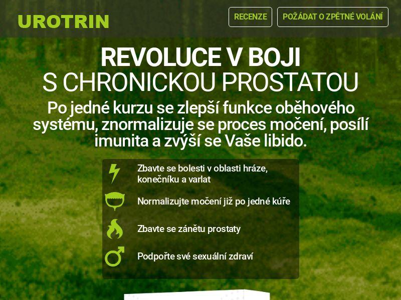 Urotrin - COD - [CZ]