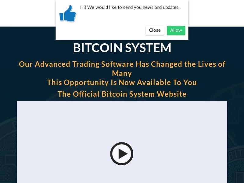 Btc System Pro English 997