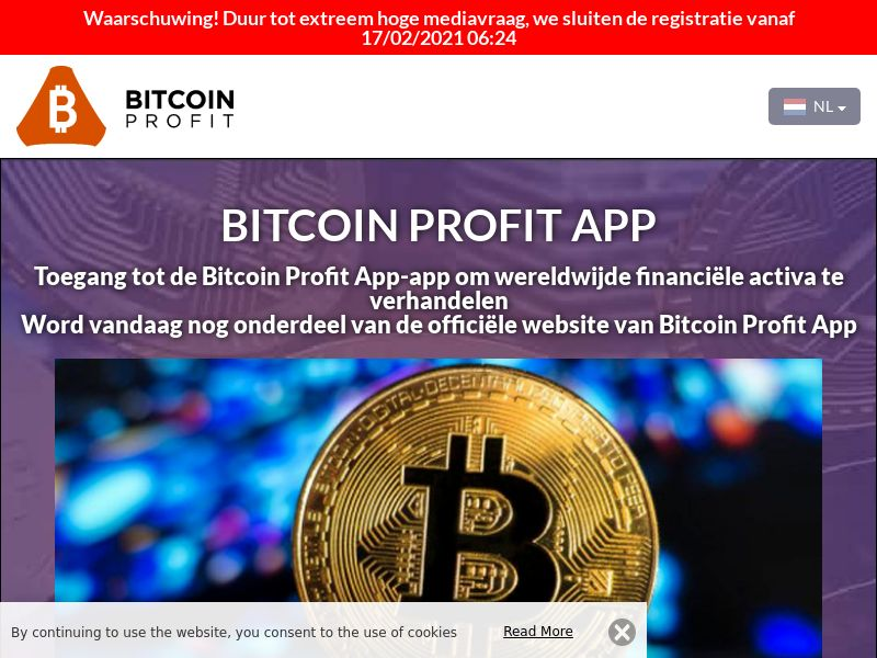 Bitcoin Profit App Dutch 2847