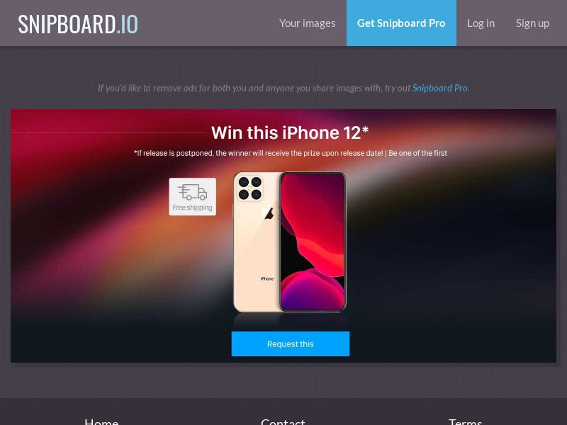 38385 - UK - LeadsWinner - iPhone 12 - SOI