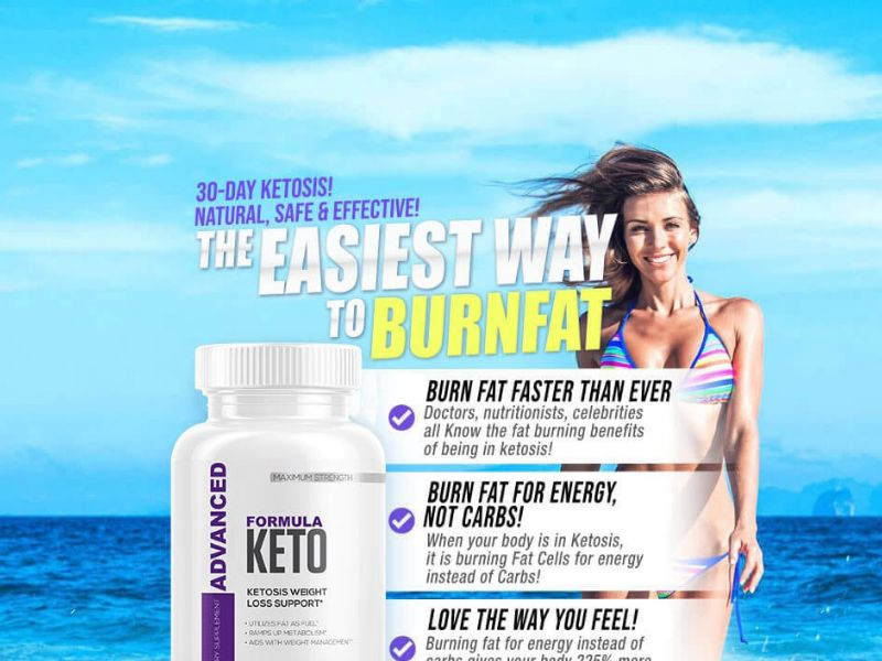 US - Advanced Formula Keto SS