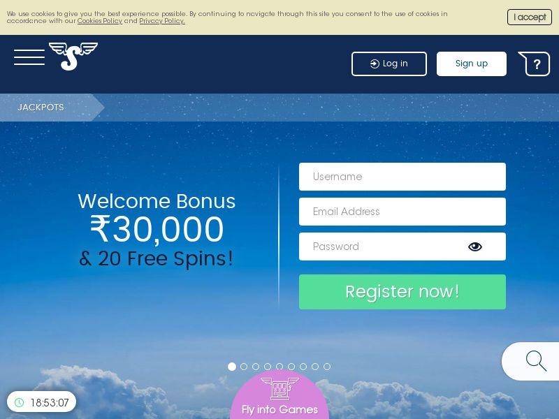 Sloty.com Casino CPA - India