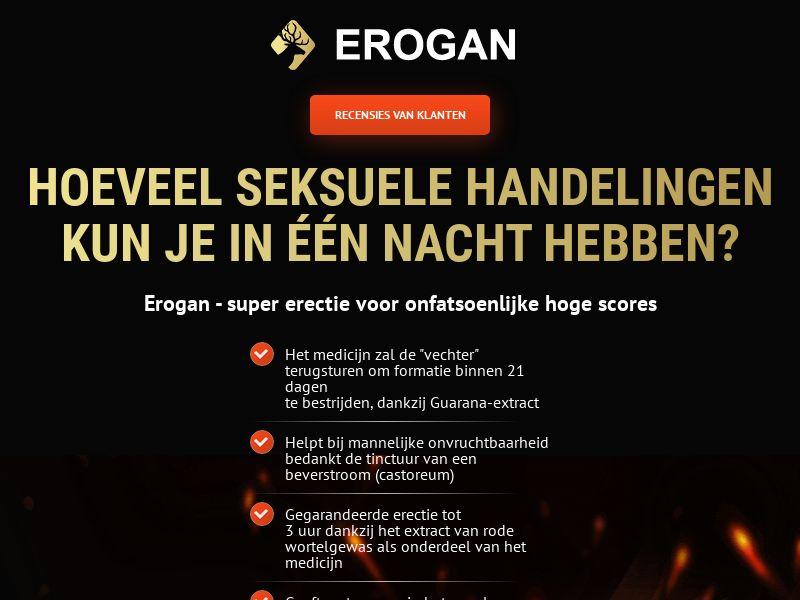 Erogan NL - potency treatment product