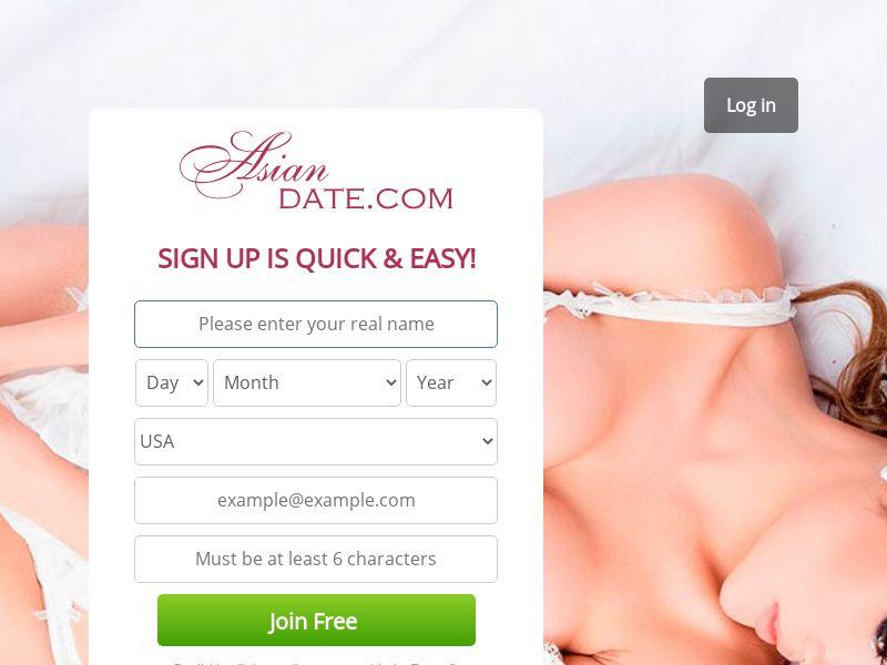 AsianDate - Zero Offer