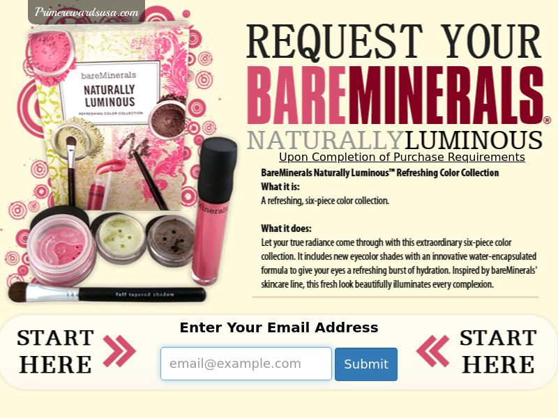 Bare Minerals - INCENT - US