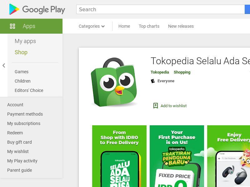 Tokopedia - Android - ID (ID), [PPI]