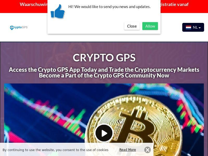 Crypto GPS Dutch 4110