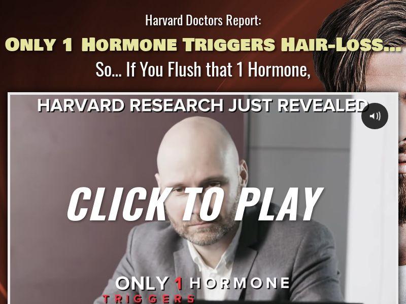 Hair Revital X - Website: HealthHairRemedy.com (No PPC)