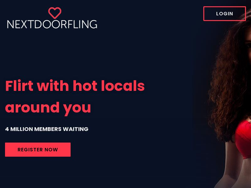 NextDoorFling - UK (GB), [CPL], For Adult, Dating, Content +18, Double Opt-In, Email Submit, women, date, sex, sexy, tinder, flirt