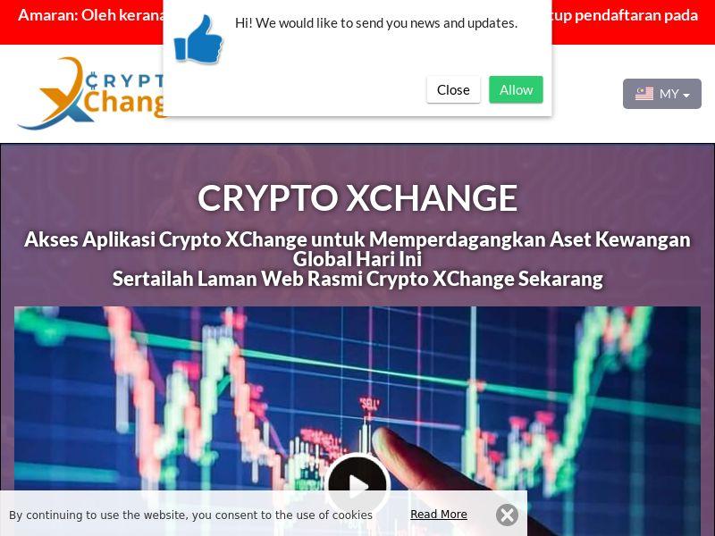 Crypto XChange Malay 3345
