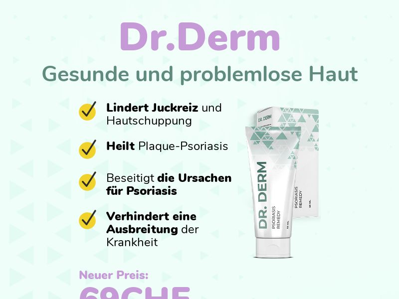 Dr.Derm CH - anti-psoriasis product