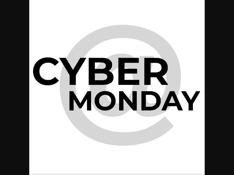 Cyber Monday - UK