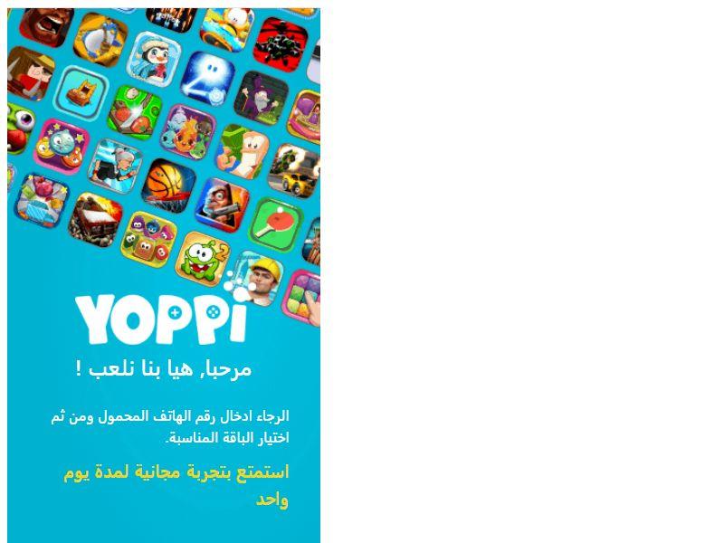 Yoppi Games Vodafone