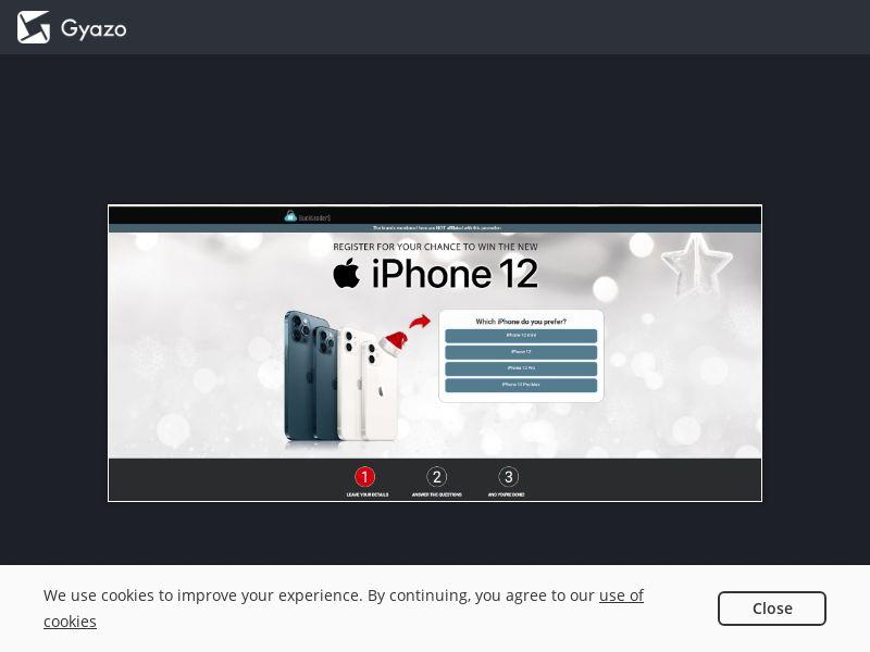 Buckleaders - iPhone 12 - UK