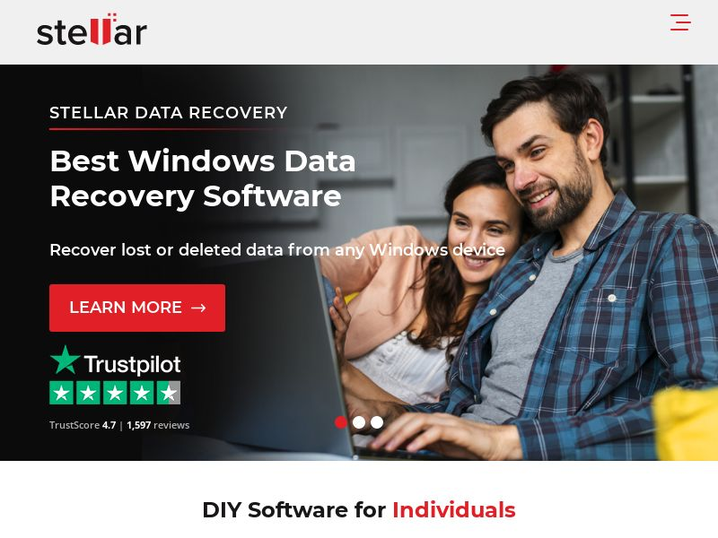 Stellar Data Recovery WW