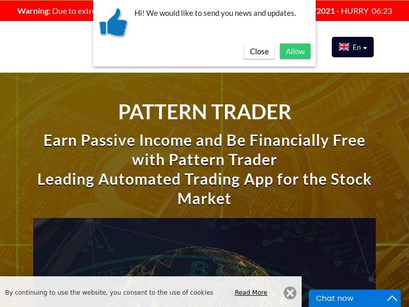 Pattern Trader Dutch 1931