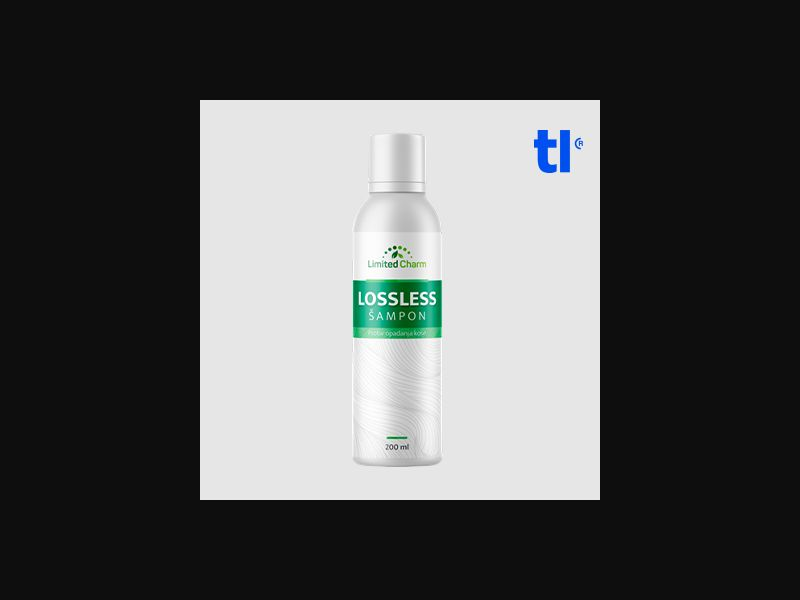 LossLess Shampoo - beauty - CPA - COD - Nutra