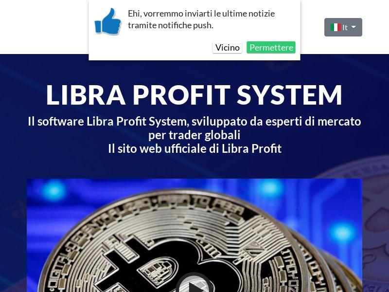 Libra Profit Software Italian 1046