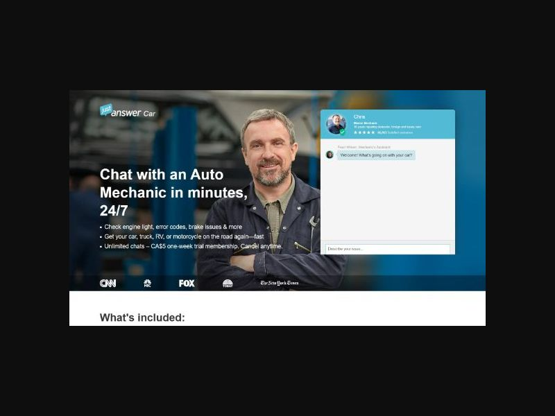 JustAnswer Experts - Mechanic (US)