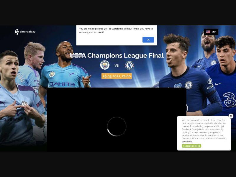 Champion League Final UEFA [WW] - CC Submit