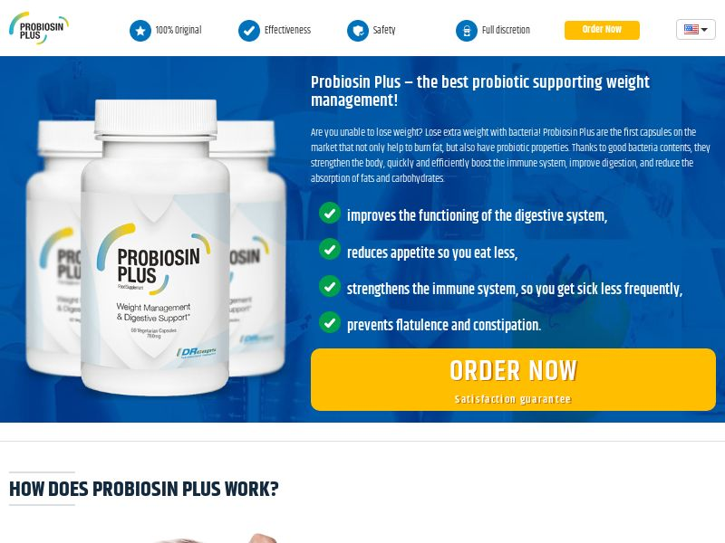 Probiox Plus - SS - [SE]