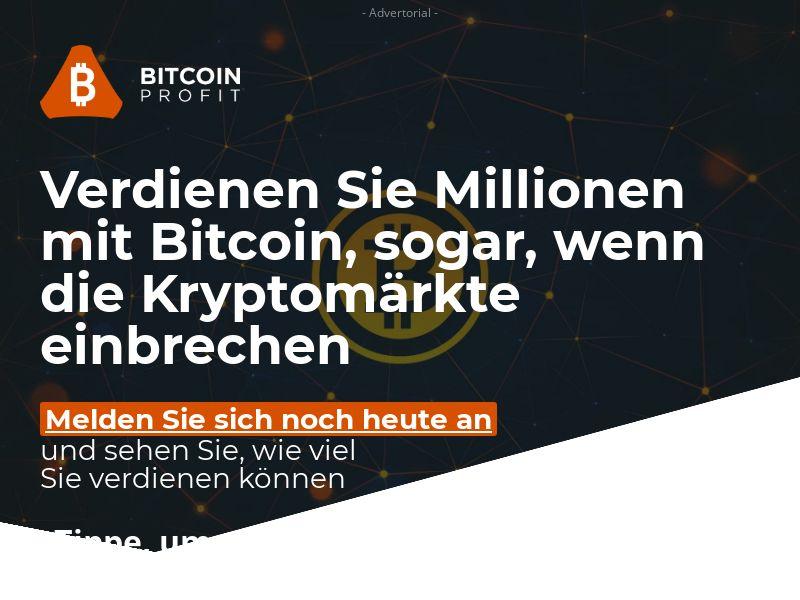 Bitcoin Profit CPA DE