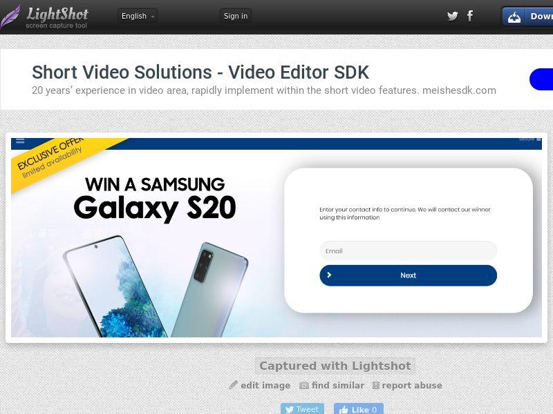 Samsung S20 - US -SOI