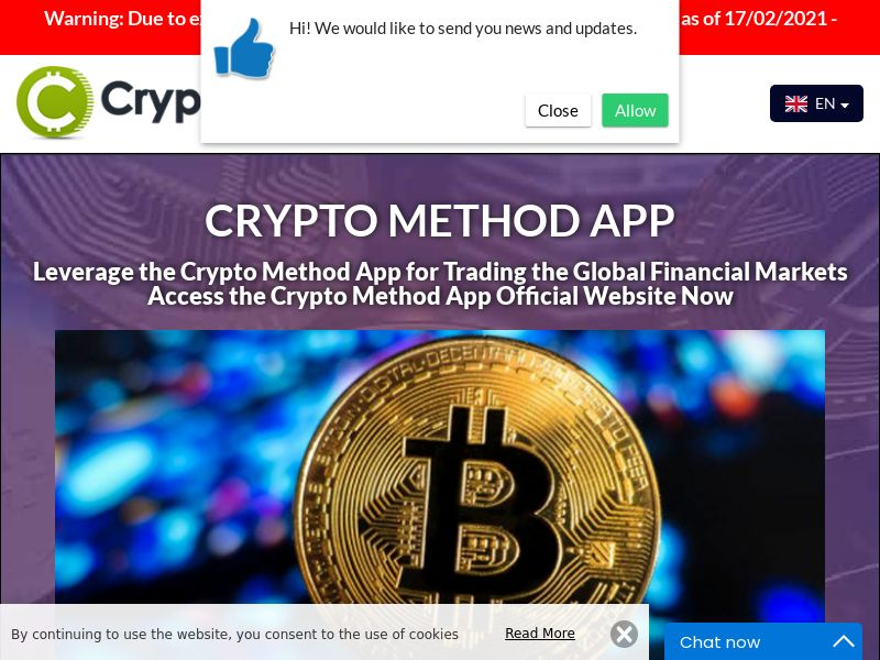 Crypto Method App Portuguese 2656