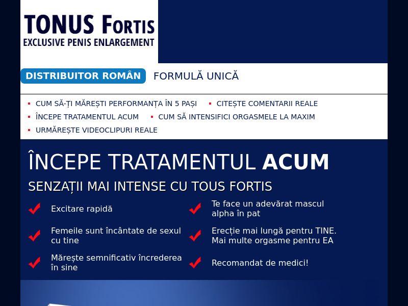 Tonus Fortis - COD - [RO]