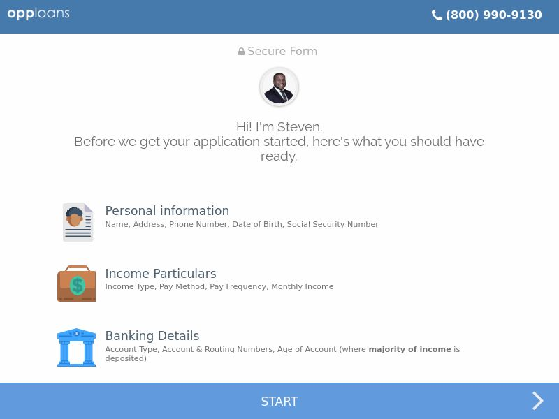 Opploans - Fast Funding - CPA - [US]