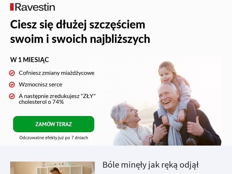 Ravestin: Wellness - CPL - Desktop & Mobile [PL]