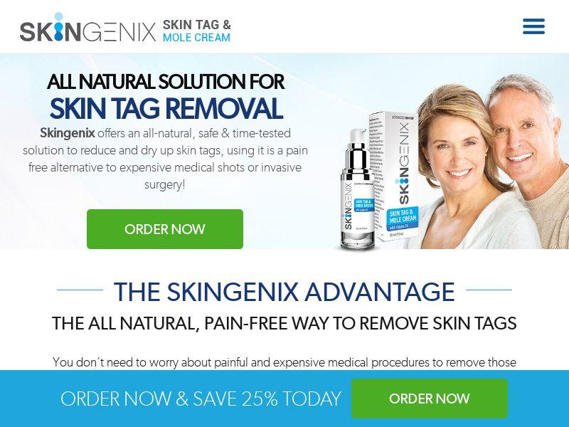 Skingenix - CC Submit - US - CA