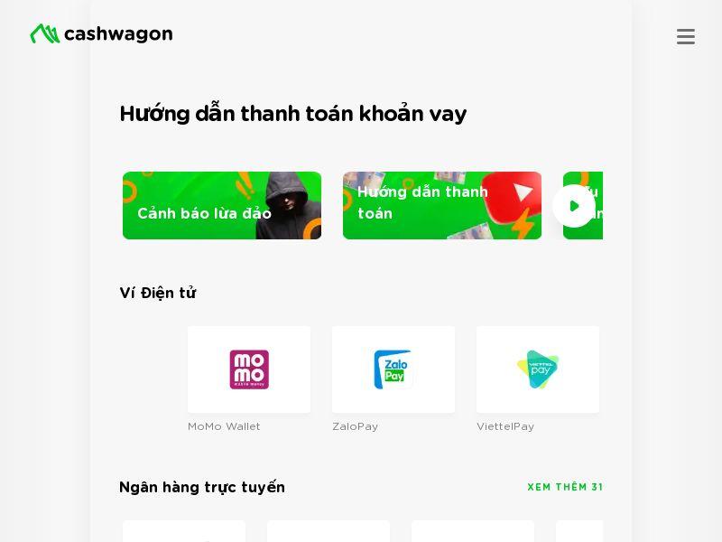 cashwagon (cashwagon.vn)