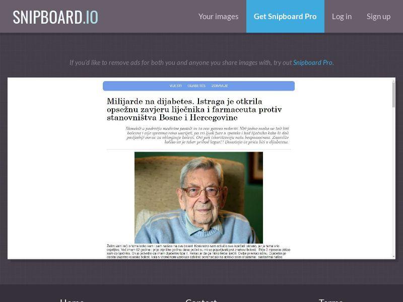 38341 - BA - Glucosine: Pharma Deceiving People – Article - COD