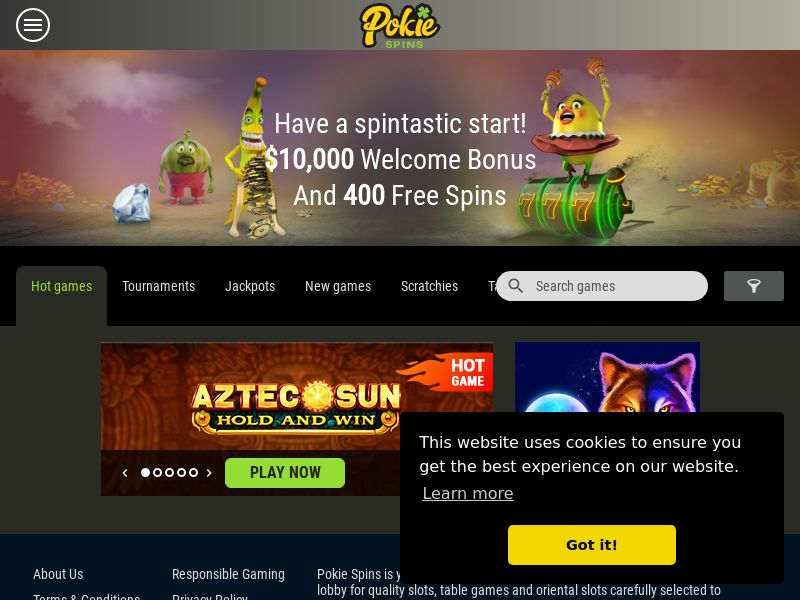 Pokie Spins- CPA | AU/NZ